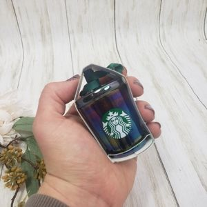 Iridescent starbucks ornament 2019